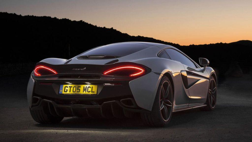 The Best Mclaren 570S Tail Lights Pics