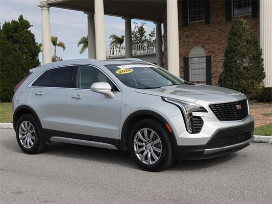 2020 Cadillac Xt4 Premium Luxury Clearwater Fl St Petersburg Sarasota Pinellas Park Florida 1gyfzcr46lf051327
