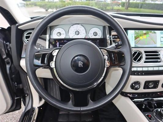 2015 Rolls Royce Ghost Clearwater Fl St Petersburg Sarasota Pinellas Park Florida Sca664s56fux53307